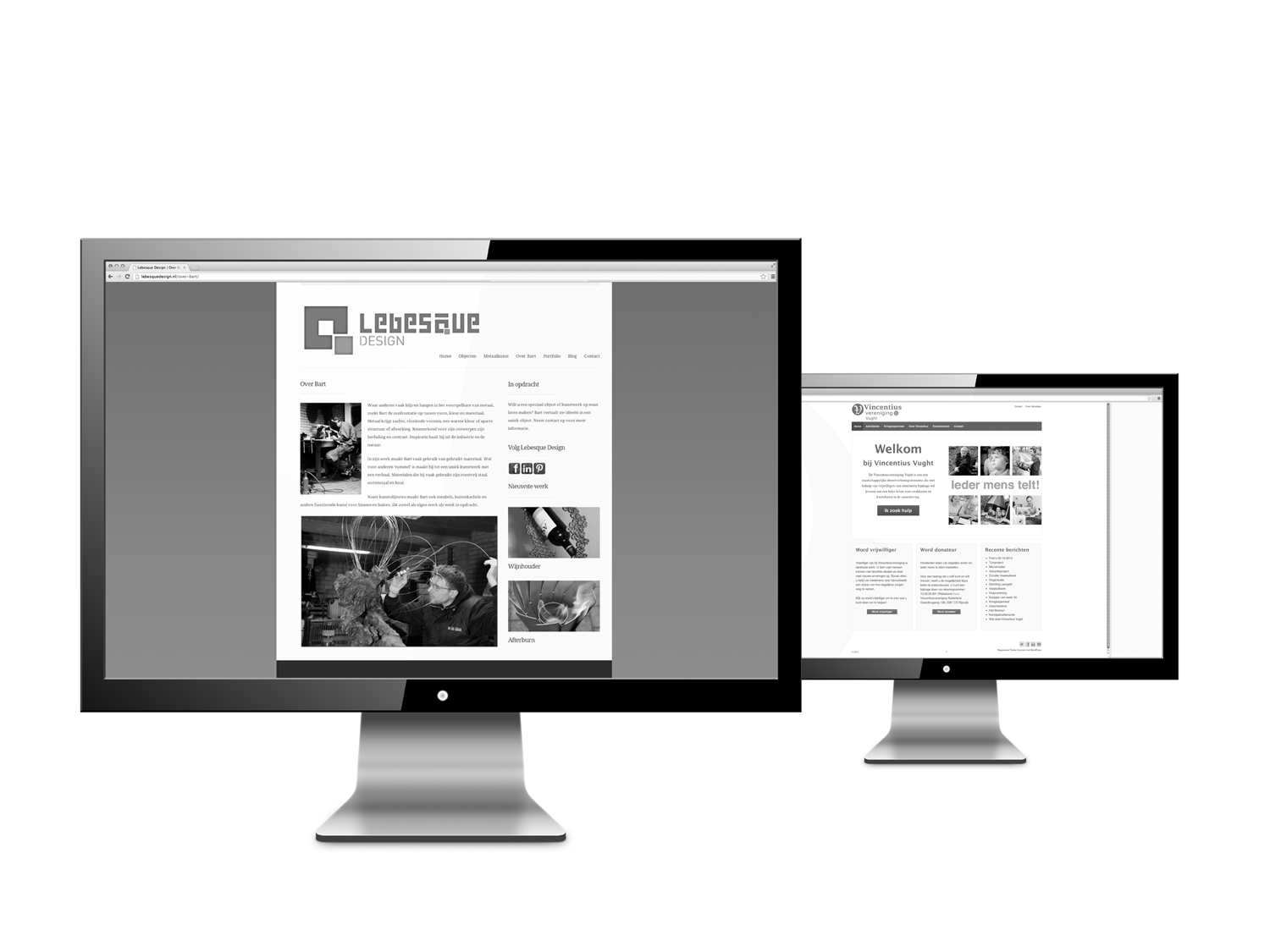 webdesign oss door prestige web design